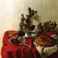 Božić, 60x50 cm, 2001.